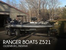 2012 Ranger Boats Z521 Comanche