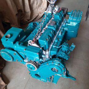 volvo penta inboard diesel engine for boat