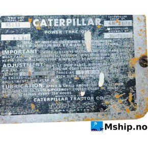 Caterpillar 3406 DT   mship.no
