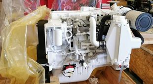 405 HP CUMMINS QSL9 NEW MARINE ENGINES