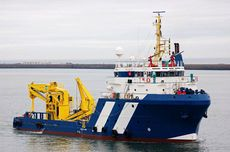 178' OFFSHORE SUPPORT VESSEL