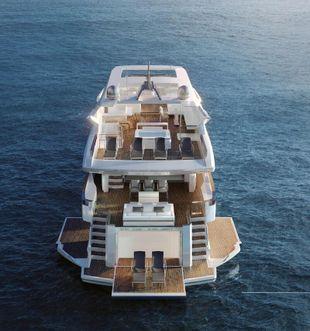 NEW BUILD - 31.18m Superyacht L101