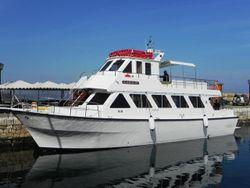 17 meter ,104 Passenger ferry for sale!