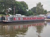 Crows Nest - 60 foot traditional stern narrow boat