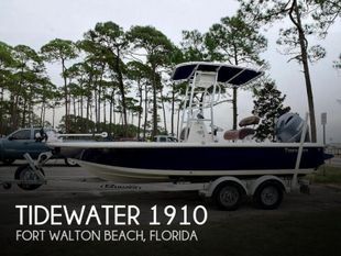 2017 Tidewater 1910 Bay Max