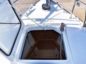 Bavaria 46 Cruiser  - Anchor Locker