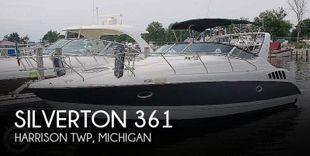 1995 Silverton 361 Express
