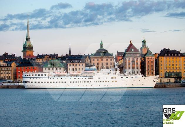 93m / 1.287 pax Cruise Ship for Sale / #1000611