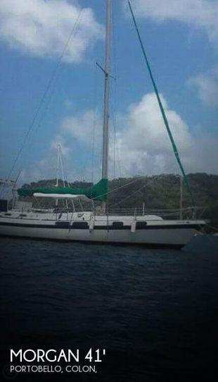 1973 Morgan Out Island 41