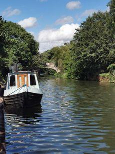 45ft beautiful Trad Stern Narrowboat
