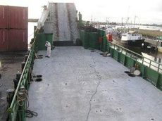 Landing Craft/Bunker Fuel Barge