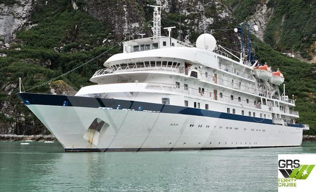 90m / 127 pax Cruise Ship for Sale / #1000115