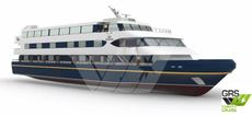 42m / 900 pax Cruise Ship for Sale / #1076993