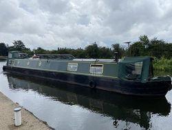60ft Semi Traditional Stern Narrowboat