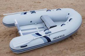 Highfield UL 260-aluminium-RIB