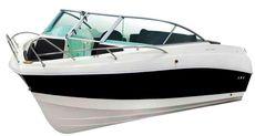 2021 Corsiva Coaster 600 Bowrider 115hp