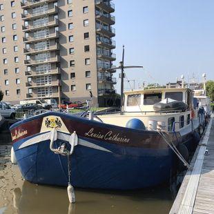 Hagenaar Barge live aboard