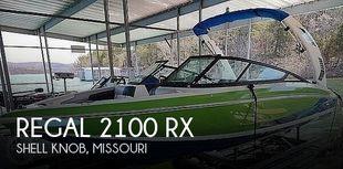 2019 Regal 2100 RX