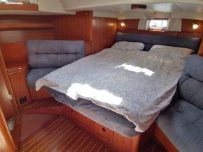 Master cabin aft