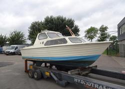Auction: Gelderblom 700 Classic motor yacht