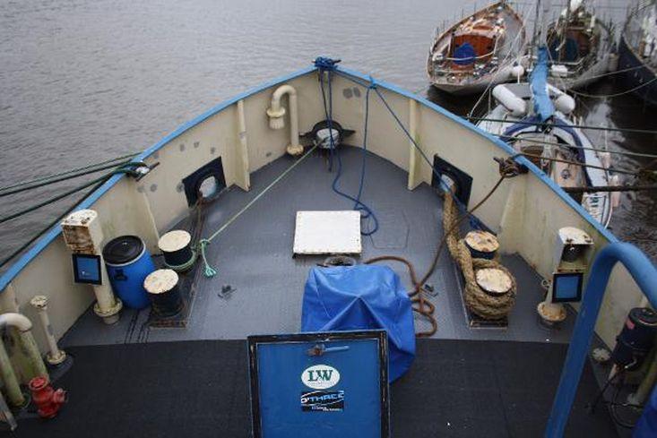 1970 Ex Royal Navy Fleet Tender