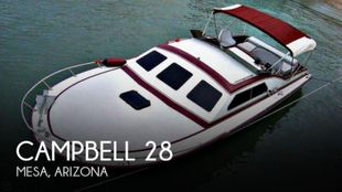 1982 Campbell 28