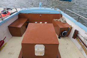 engine box/seat