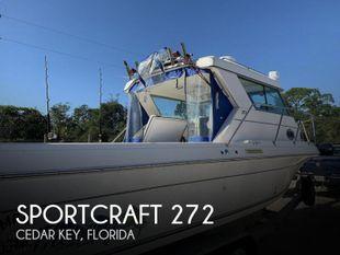 2002 Sportcraft 272