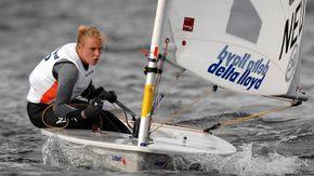 Laser Sailing Dinghy