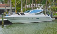2011 Cranchi 43 HT Hard Top