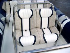 Cobra Nautique 8.6m Luxury Seating