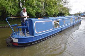 Starboard side (from stern)