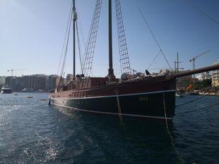 Unique Classic Sailing Yacht