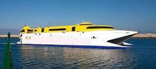 316' Fast RoPax Ferry