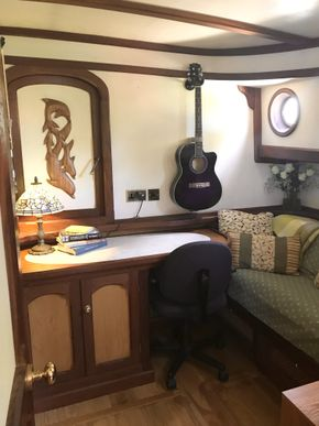 Study/second bedroom