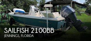 2010 Sailfish 2100BB