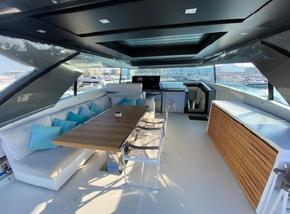Carine Yachts  - Luxury Yacht Brokerage | SANLORENZO SX76 2019 | Photo 7