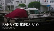1988 Baha Cruisers 310 Sport Fisherman