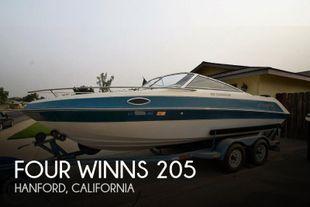 1992 Four Winns 205 Sundowner