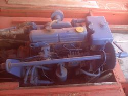 Ford Dover 2722E Marine Diesel Engine Breaking For Spares