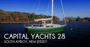 1987 Capital Yachts Newport 28