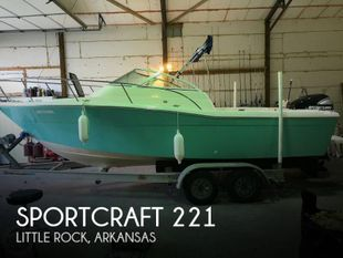 2001 Sportcraft 221