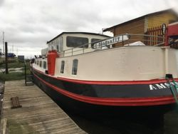 Dragonfly 1925 Lux barge