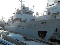 34mtr Twin Screw Research/ Patrol Vessel