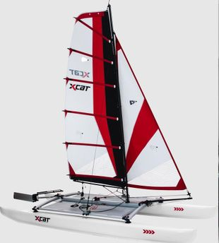 XCAT UK Sail away Package