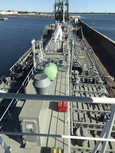 [TNK109] IMO Type 2 chemical tanker DWT 4450 mts