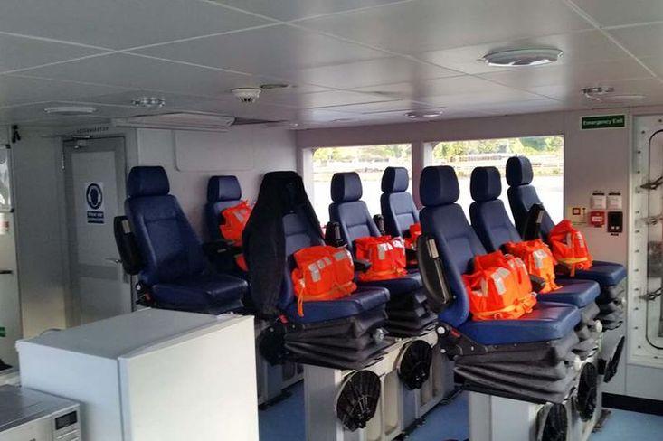 2012 FERRY Passenger/Ferry 18.50 m