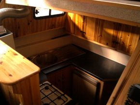 Galley  (before)