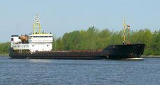 [SRC299] Sea-River General cargo ship AMUR type