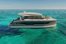 2021 Fountaine Pajot MY 4.S